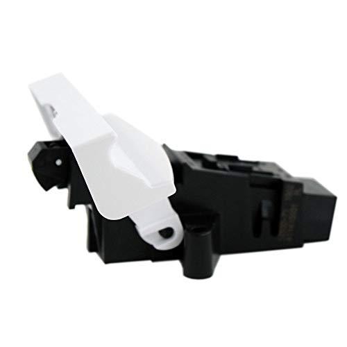 5304517279 Dishwasher Door Latch Assembly (White) Genuine Original Equipment Manufacturer (OEM) Part White
