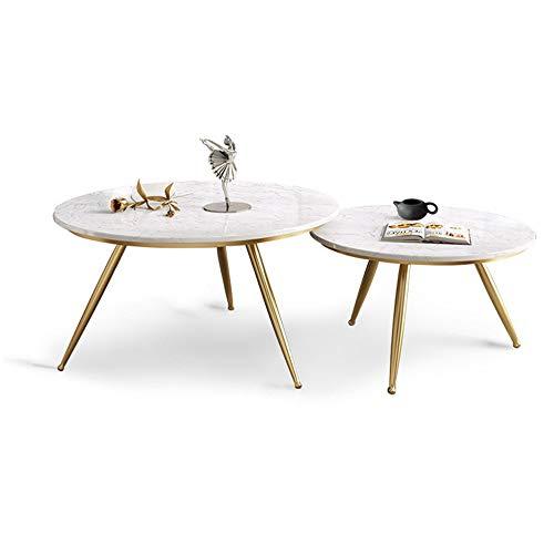 Mesa pequeña Mesa auxiliar moderna Sofá juego de comedor informal rectangular Mesa auxiliar básico Decoración for sala de estar, Mesita de luz conveniente for cualquier sitio para el hogar, la sala de