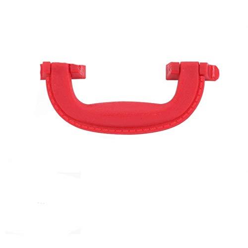 Maleta de viaje portátil retro caja de equipaje asa asa asa asa asa asa de transporte Grip accesorios de hardware de repuesto