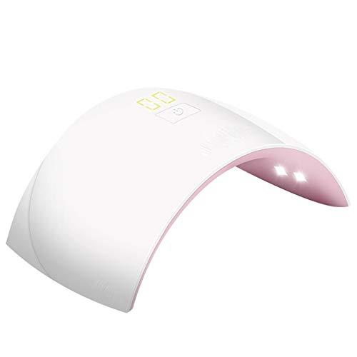 JIU SI Lámpara de uñas-Fototerapia Máquina para Hornear Lámpara de horneado Secado rápido Armadura para Hornear Inteligente Automático Esmalte de uñas Completo Traje de Secado rápido