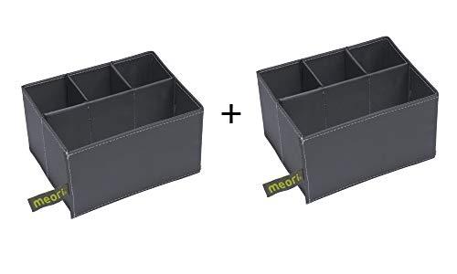 meori Mini Foldable Storage Box Accessories Bundle