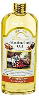 Bible Lands Treasure Anointing Oil for Prayer , Blessing Oil of Gladness | Pomegranate, 250 ml