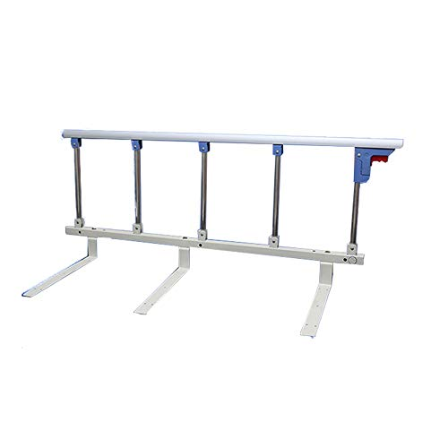 Bed Rail Safety Assist Handle Bed Railing Guard Rails for Elderly & Seniors, Adults, Children Folding Hospital Bedside Grab Bar Bumper Handicap Medical Assistance Devices