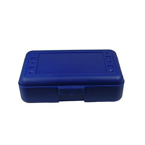 ROMANOFF PRODUCTS PENCIL BOX BLUE (Set of 24)