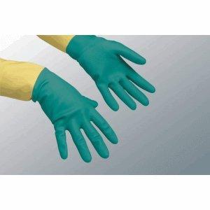 Vileda Handschuhe Heavyweight Der Robuste Naturlatex/Neopren Größe L