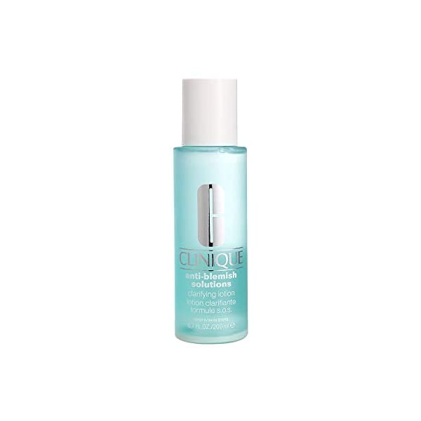 Acne treatment products Clinique Acne Solutions Clarifying Lotion 6.7 oz