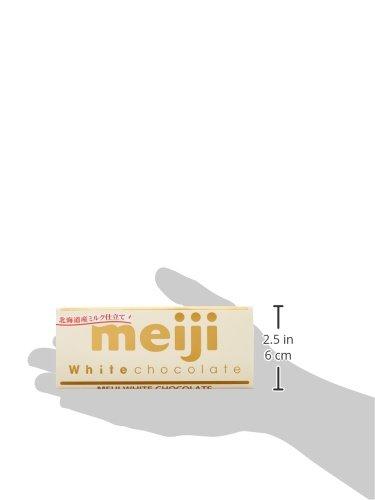 明治ホワイトチョコレート40g×10個