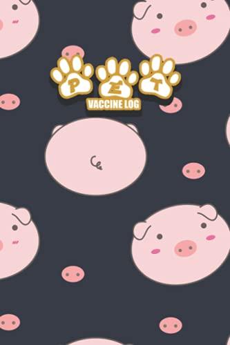 Pet Vaccine Log: Pet Passport Pet Health Record Medical Record Organizer