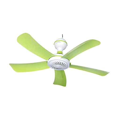 DOUYUAN Ventilador de Techo ultrarrápido, Ventilador eléctrico Fresco de mosquitero, Ventilador de Techo de Red de Viento Grande, Mini Viento de Viento Suave portátil (Color : Fan)