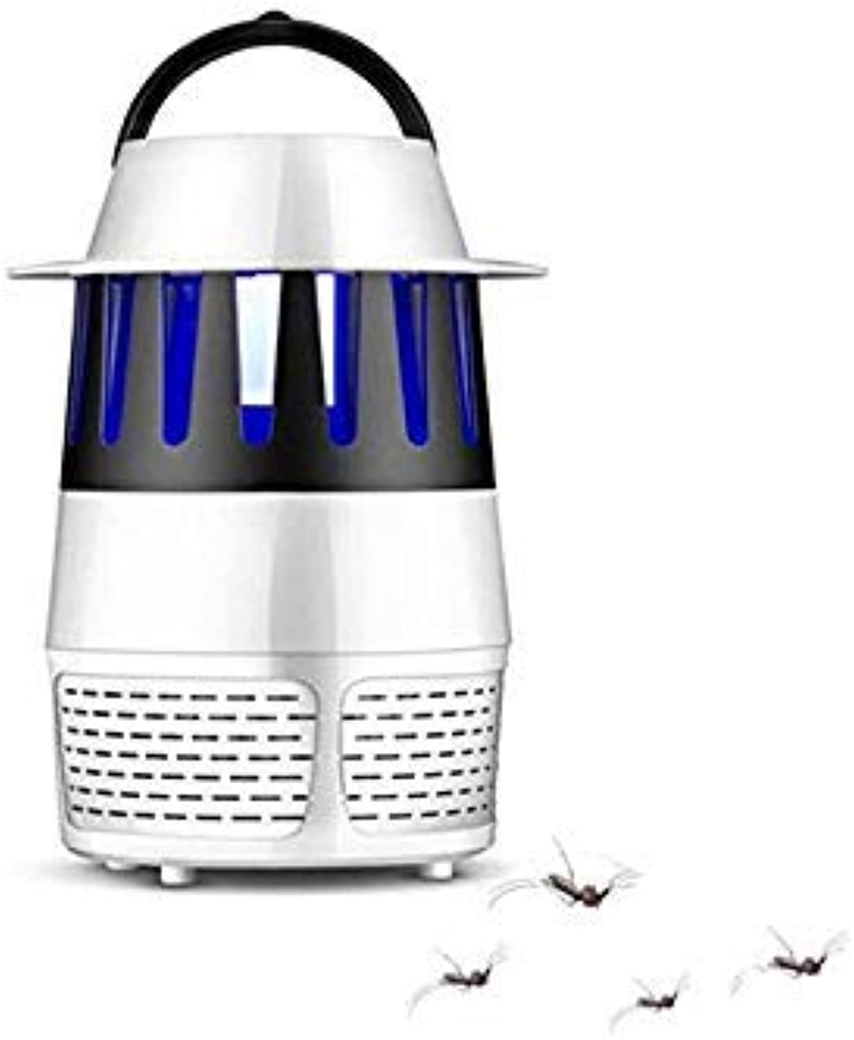 Bloomerang LED Anti Mosquito Killer Lamp USB Insect Killer Lamp Non-Radiation Indoor Camping Pest Mosquito Trap Light