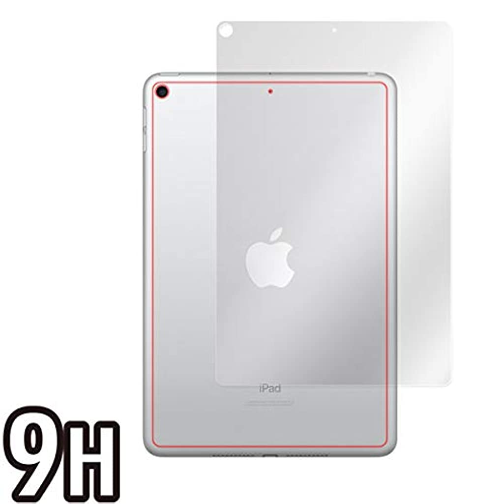 しないでくださいベーリング海峡犯罪PET製フィルム 強化ガラス同等の硬度 高硬度9H素材採用 iPad mini (第5世代) (Wi-Fiモデル) / iPad mini 5 2019 用 日本製 光沢液晶背面フィルム OverLay Brilliant 9H O9HBIPADM5/B/4