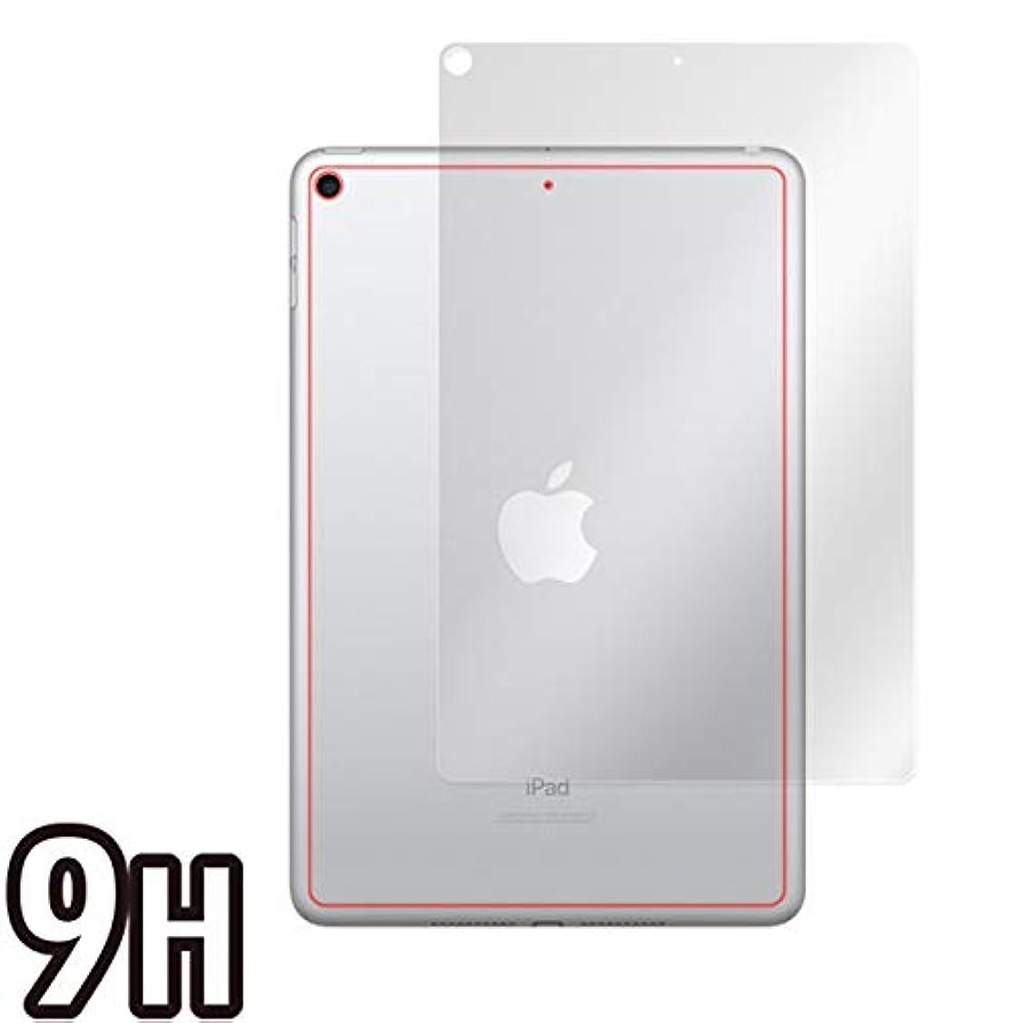 レオナルドダ心理的にレオナルドダPET製フィルム 強化ガラス同等の硬度 高硬度9H素材採用 iPad mini (第5世代) (Wi-Fiモデル) / iPad mini 5 2019 用 日本製 光沢液晶背面フィルム OverLay Brilliant 9H O9HBIPADM5/B/4