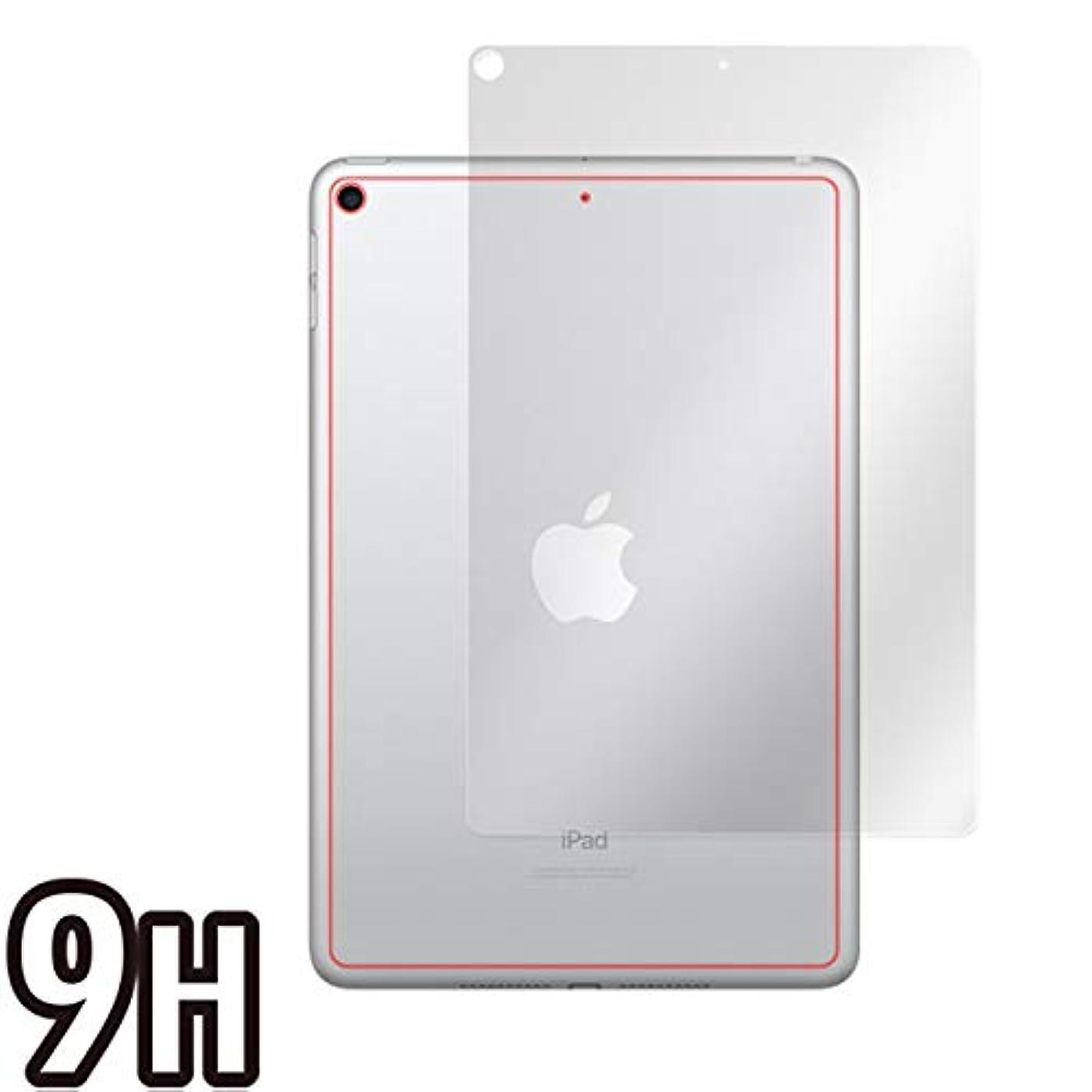 上記の頭と肩異常焼くPET製フィルム 強化ガラス同等の硬度 高硬度9H素材採用 iPad mini (第5世代) (Wi-Fiモデル) / iPad mini 5 2019 用 日本製 光沢液晶背面フィルム OverLay Brilliant 9H O9HBIPADM5/B/4