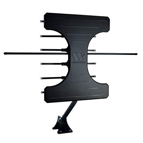 Winegard Elite Outdoor VHF/UHF HDTV Antenna – 70 Mile Range (Certified Refurbished)