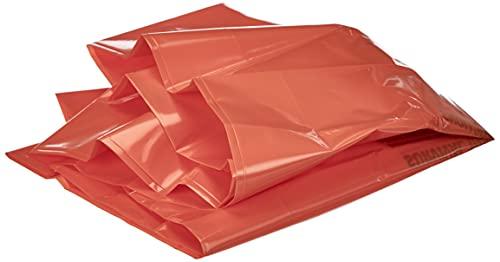 BCB CL044 Emergency Hi-Vis Heavy Duty Polythene Printed Survival Sleeping Bivi Bag
