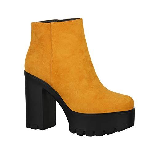 Elara Chelsea Boots Chunkyrayan Dameslaarzen