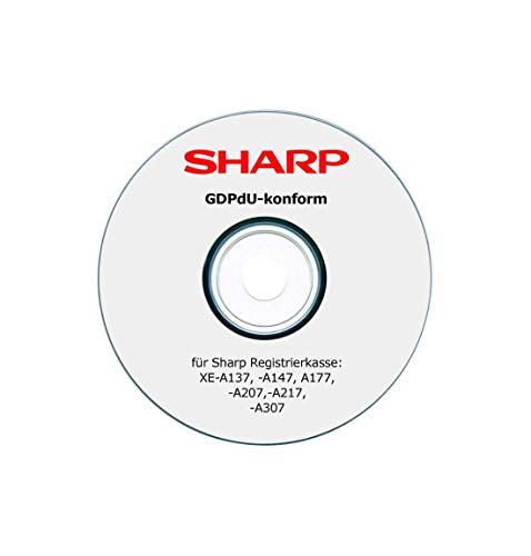 SHARP XE-AGDPDU Data Bänke, Translater und Zubehöre Konvertierungstool für Regist Kassen