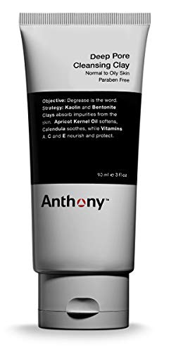 Anthony Logistics Deep Pore Cleansing Clay