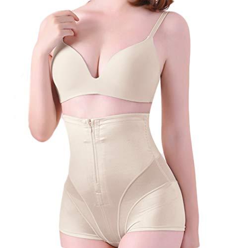 Hot Womens Shapewear Tummy Control Underwear High-Waist Panty Brief Body Shaper Panty Bodysuit