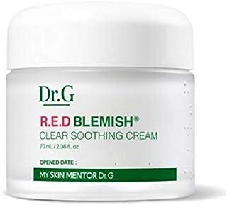 [Dr.Gドクタージー]レッド ブレミッシュ クリア スージング クリーム 70ml / Dr.G RED BLEMISH CLEAR SOOTHING CREAM 70ml [並行輸入品]