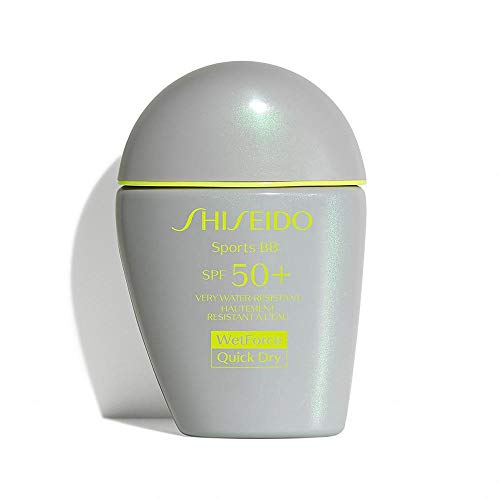 Shiseido Sun Care Sports Bb Spf50+ #Medium Dark 12 Gr - 12 Mililitros