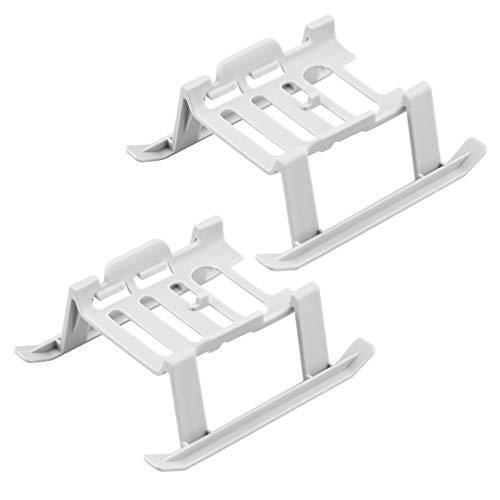 BESPORTBLE 2 Stück Kompatibel für Mini 2 Drohne Höhenverlängerung Landegerät für lange Beine Fußschutz Ständer Rack Gimbal Guard Zubehör 9 x 7 x 3 cm