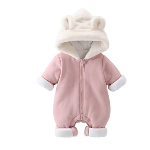 RJFAB baby-trainingspak, met capuchon, snowsuit infant onesies