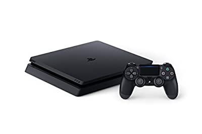 PlayStation 4 Slim 1TB Console (Renewed) by Sony
