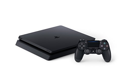 PlayStation 4 Slim 500GB Console [Discontinued] (Renewed)