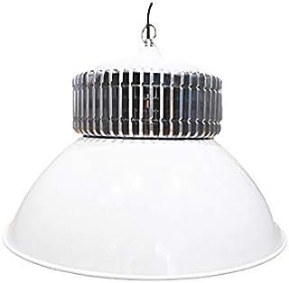 Campana industrial LED 100W económica luz blanca fría 6000k 11000 lumens
