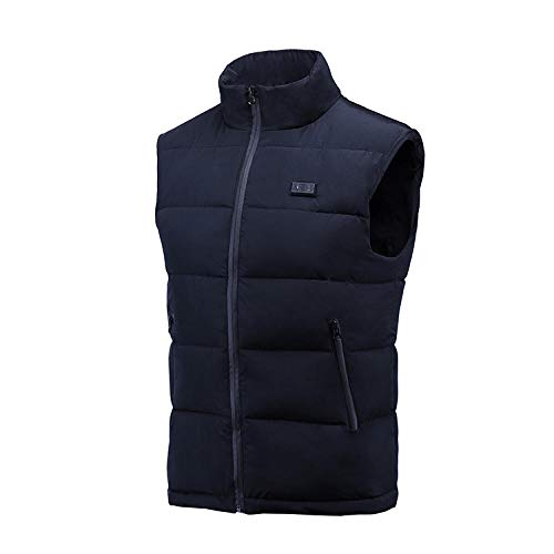 Weier. Ben Heivest voor mannen, winter, thermische jas, dames, jas, elektrische verwarming, koud Medium Men Black