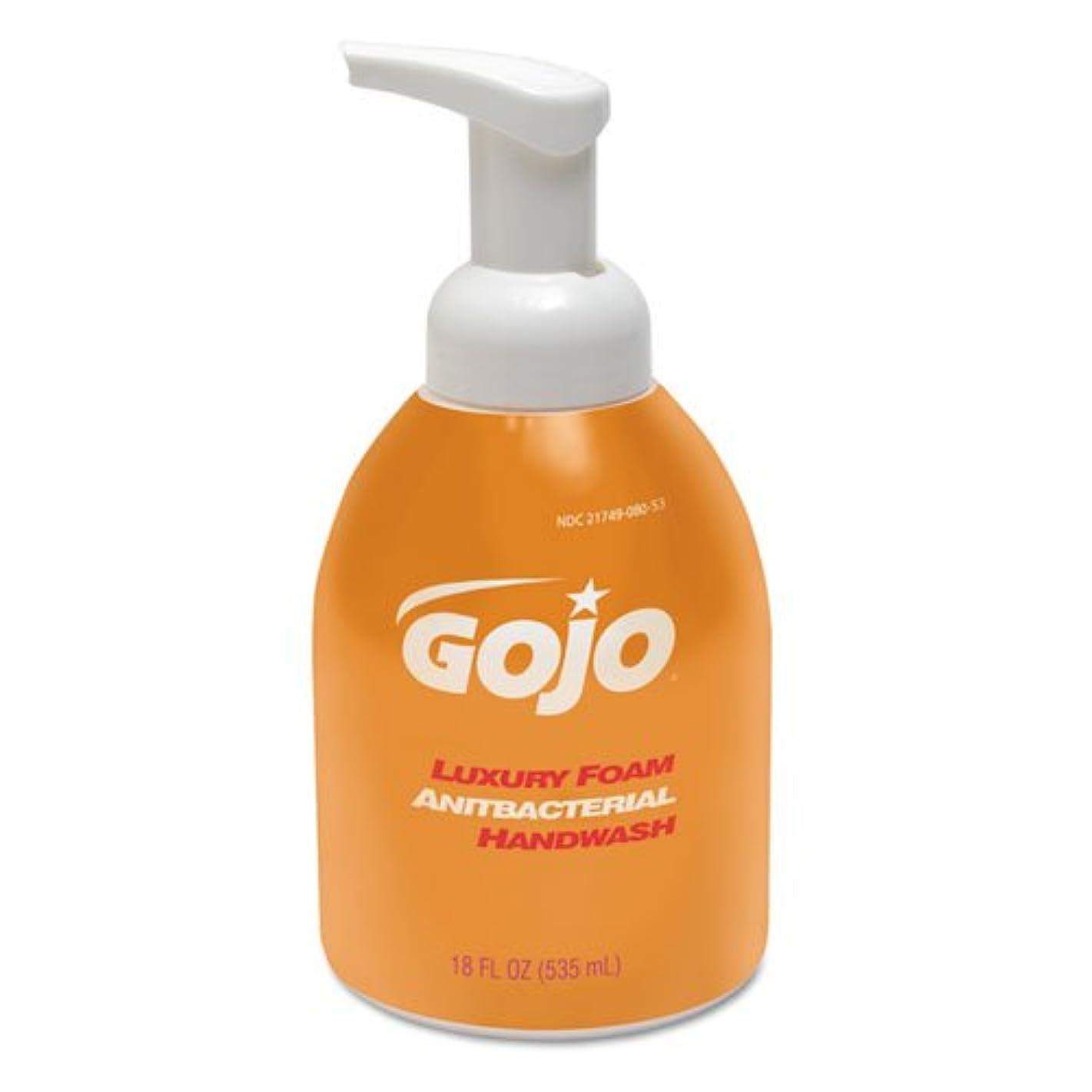 請負業者女王地図MLポンプボトルオレンジBlossom香りつきオレンジ抗菌LuxuryフォームHandwash