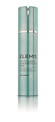 Elemis Pro-Collagen Neck and Décolleté Balm, Anti-wrinkle Neck Balm, 50 ml