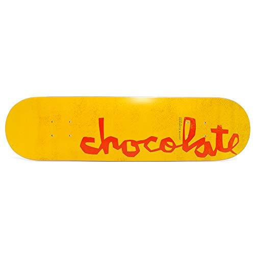 CHOCOLATE DECK チョコレート デッキ JUSTIN ELDRIDGE ORIGINAL CHUNK 21SP 7.875 スケートボード スケボー
