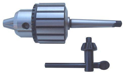 Charnwood DC16MT2 Woodturners Drill Chuck 16mm Capacity, MT2 Wood Lathe Fitting