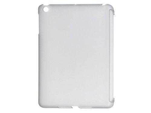 Networx Ultra Thin Cover, Hardcase für iPad mini, weiß-transluzent