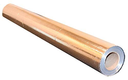 1000 sqft Super R Plus Radiant Barrier Attic Foil Reflective Insulation 4x250