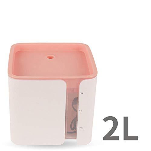 Kat water dispenser automatische circulatie water dispenser kat hond water dispenser dierbenodigdheden-kersenbloesem poeder