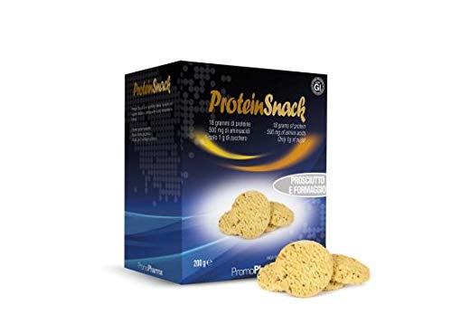 18 grammi di proteine, 500 mg di aminoacidi e solo 1g di zucchero.