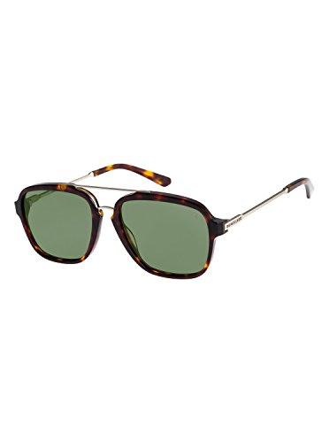 Quiksilver Herren Sonnenbrille Desperado Shiny Tortoise Silver