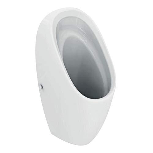 Ideal Standard Urinal CONNECT, Wasserlos, Abl.waagr.verd., 325x315x650mm,Weiß mit IP, E5675MA