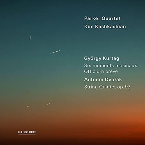 Kurtag: Six Moments Musicaux/Dvorak: String Quintet Op. 97