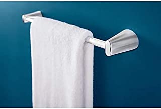 "Moen Kasey 18"" Inch Chrome Stainless Steel Wall Mount Single Towel Bar"