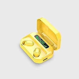 ZIXING TWS Bluetooth trådlösa öronsnäckor, brusreducerande in-ear-hörlurar, vattentäta sportöronproppar, touch-kontroll he...