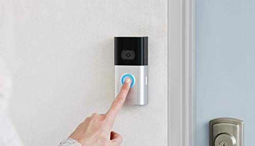 Ring Video Doorbell 3 – enhanced wifi, improved motion detection