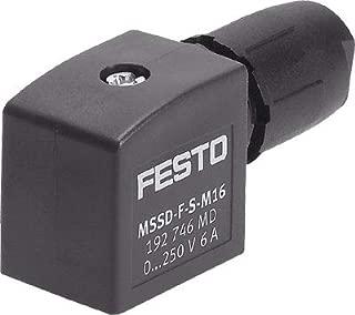 Festo mssd-F-FS ; 34431 enchufe