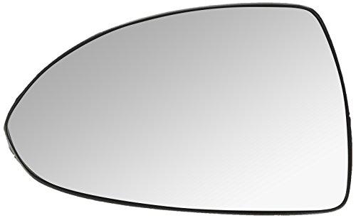 Cora 3361082 Specchio con Piastra, SX, Cromato