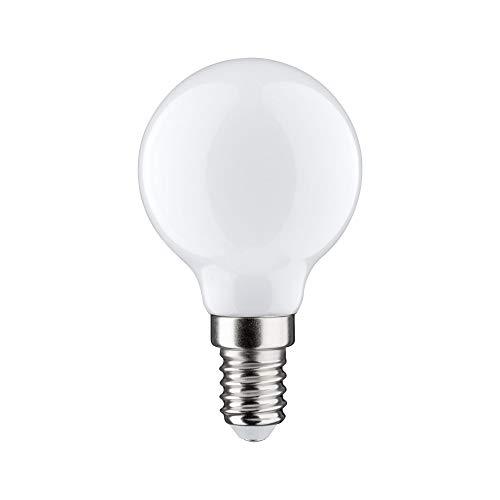 Paulmann 283.34 LED Tropfen 2,5W E14 230V Opal Warmweiß 28334 Leuchtmittel Lampe