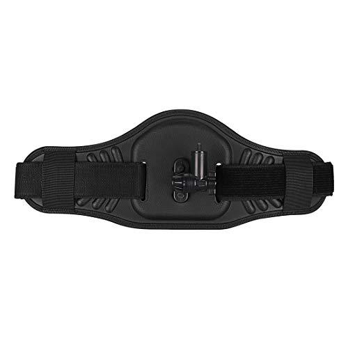 PULUZ Kamera-Hüftgurt-Halterung mit Adapter und Schraube für GoPro Fusion, DJI OSMO Pocket, Insta360 ONE X, Ricoh Theta S/Theta V/Theta SC36 und andere Panorama-Action-Kameras
