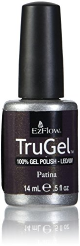 EZFLOW Trugel Nail Gel Patina, 1er Pack (1 x 14 ml)